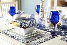 Azul y Blanco / by Casa Cuesta CCN
