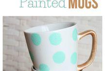 Mugs / by Sydney Brause