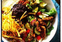 Food & Beverage / Delicious drinks, healthy meals, easy & quick meals. / by Nadine Hough