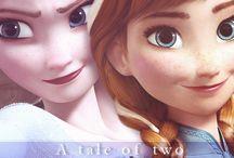 Frozen / Do you want to build a snowman?! / by Jordan Hughes