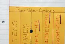 5th Grade Math / CCSS-Math / by Susana Contreras