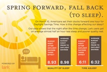 Daylight Savings Time / Spring forward, fall back - use these tips and tools to stay rested.  / by National Sleep Foundation