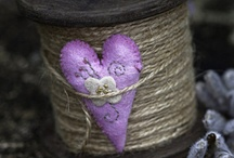 Passionate Purple / by Sharon Marrero