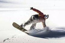 Snowboard / by Rodrigo Zamora