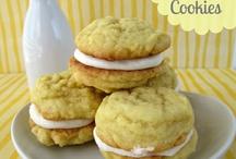 Cookies, Cookies and more Cookies / by Pamela's Heavenly Treats