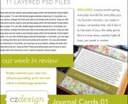 Memory Keeping Inspiration   / Scrapbooking + Memory Keeping  / by Amanda Kraft
