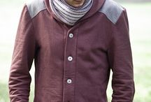 Newcastle Cardigan / Fabric choices & inspiration / by Gwendellyn H