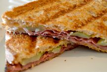 Simple sandwiches / by Stephanie Shafer