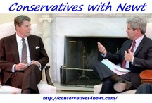 Conservatives With Newt Gingrich  / Politics / by Joseph Gallant