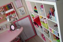 Creative Spaces / by Staci Johnson