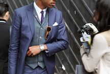 Dapper Men / by Mary Stonehouse