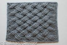 crochetting / by Susie Pierce