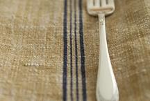 Linens & Textiles / by Pamela Silbaugh
