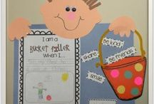 Bucket fillers  / by Melissa Phipps