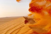 inspiration: sand / by Kathryn Benson