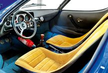 Car Interiors / by Chuck Stone