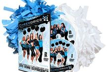 Cheer STUNTS and FITNESS / by Cheerleading Company // www.cheerleading.com