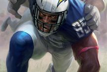 Artwork / by San Diego Chargers