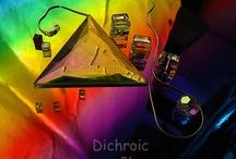 Enhanced Photography - Dichroic  / by Dichroic GlassMan