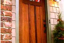 Front Door / by Erin Van Arsdell Durning