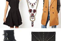 Looks / Mode / Fashion / Nos looks de la semaine, les dernières tendances, nos styles favoris... / by Trucs De Nana