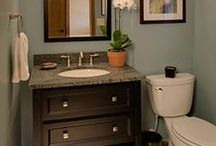 Half Bath Ideas / by Julie Merchant