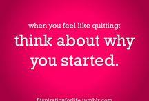 Motivation / by Beth Battina