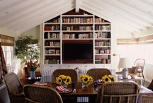 Dining Rooms / by Naomi Stein