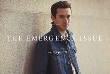 The Emergence Issue / Our April 2014 collection | Your spring wardrobe / by Frank & Oak
