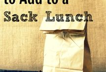 ::Back to School Real Food Lunches:: / Packing school lunch gets tedious very quickly. Here, some recipe ideas to break up the monotony and suggestions for packing a lower-waste lunch.  / by Attainable Sustainable