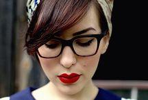 Glasses !! / by Tess Romero
