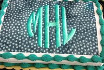 Birthday Monograms / by Gramercy Home