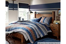 Bedroom ideas for Christopher! / by Corinna Santacroce