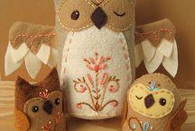 Owls / by Meg Duffy