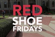 VSU Red Shoe Fridays / VSU Red Shoe Fridays #VSshoes, #VStateHC #valdostastate / by Valdosta State University