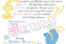 Olivia's Cinderella party / by Nicole Fegan