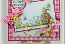 Card making ideas / by Nicola Richards