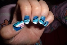 nail art / by Wilhelmina Yerger