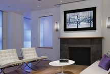 Violet Themed Rooms / No longer a color just left for royalty, purple is as versatile as it gets, ranging from lilac to plum, and complements whatever color you pair it with. / by Lutron Electronics