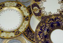 Porcelain + Glass Ware / Crockery + Glassware  / by Ryan Maclean