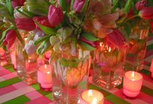 Preppy Party/Wedding Inspirations / by Lisa Narramore