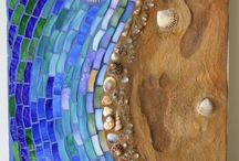 Stained Glass - Mosaic / by Pam Coppola
