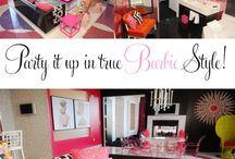barbie bachelorette party / by Tiffany Wichert