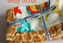 Baby Gifts / by Ashley Barker