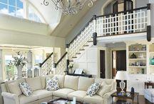 Dream homes/Layouts/floor plans I love.  / by Cortney Cornelius