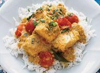 Bollywood Eats / Indian dishes / by Johanna Bailey