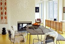 Interiors / by Elise Delfield