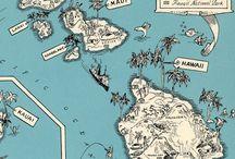 ALOHA --> Happily Ever After ^_^ / Honeymoon in Hawaii!!!  / by Alyssa Tucker