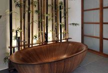 Bathrooms / by Kate Shanti