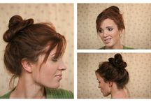 Hairstyles / by Butterfly Tymy
